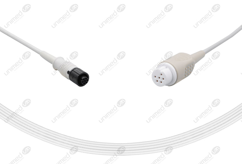 Datascope Compatible IBP Adapter Cable Medex Logical Connector