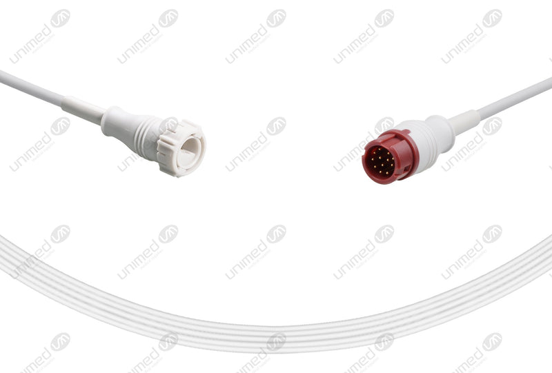 Philips Compatible IBP Adapter Cable Argon Connector