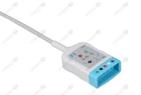 Datex 5-pin ECG trunk cable