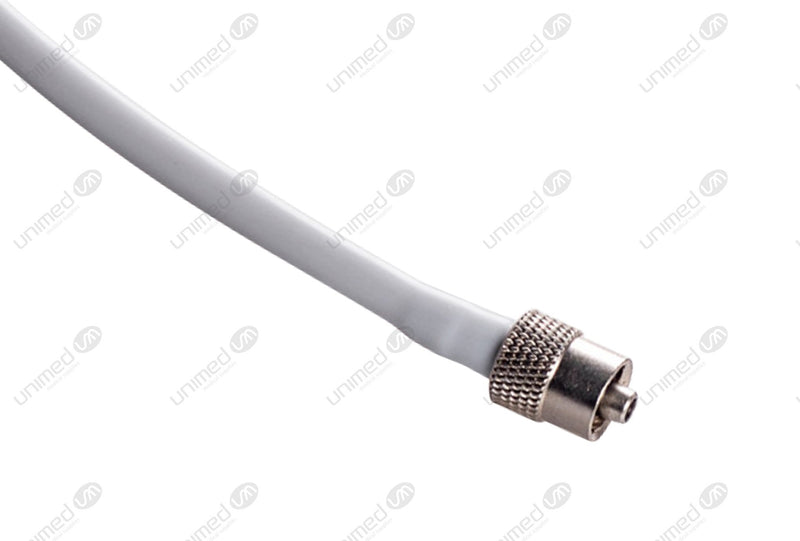 Criticare Compatible NIBP Adapter Air Hose - Adult/Pediatric Single Tube 8.5FT