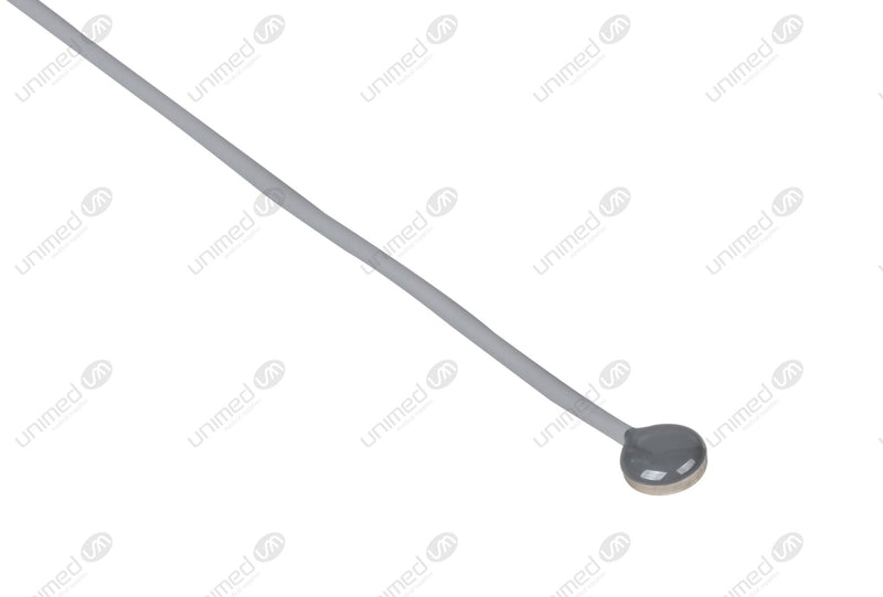 DRE Compatible Reusable Temperature Probe - Adult Skin Sensor 10ft