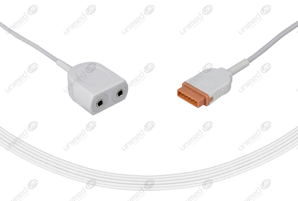 Marquette Compatible Temperature Adapter Cable