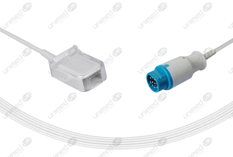 Siemens Compatible SpO2 Interface Cables   7ft