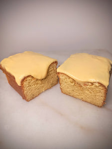 Lemon Curd and Thyme Loaf Cake