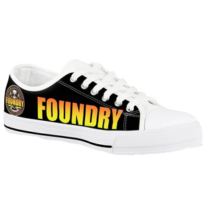 Foundry Logo Converse Sneakers