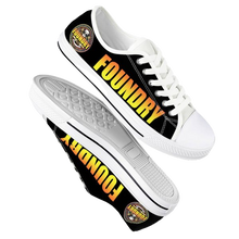 Load image into Gallery viewer, Foundry Logo Converse Sneakers