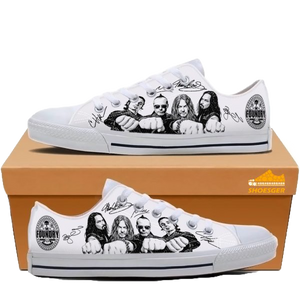 Foundry Band Converse Sneakers