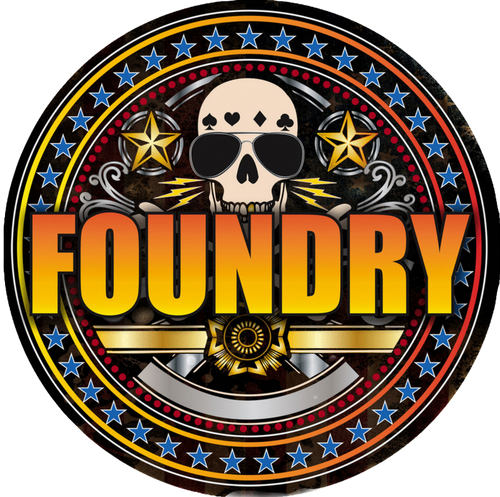 * Foundry Stickers