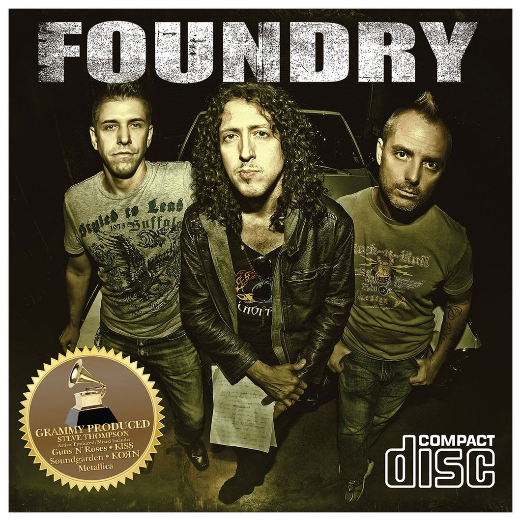 FOUNDRY Commemorative Album