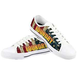 Foundry Logo All American Converse Sneakers