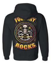 Load image into Gallery viewer, Foundry Color Logo Hoodie w/ Band Name