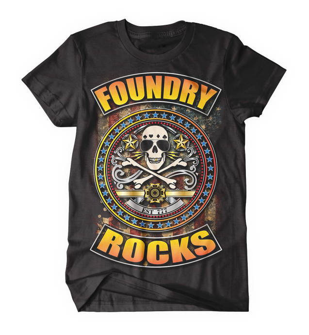 * FOUNDRY Rocks T-Shirt