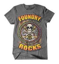 Load image into Gallery viewer, Foundry Rocks T-Shirt