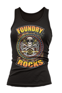 Women's FOUNDRY Rocks Tank