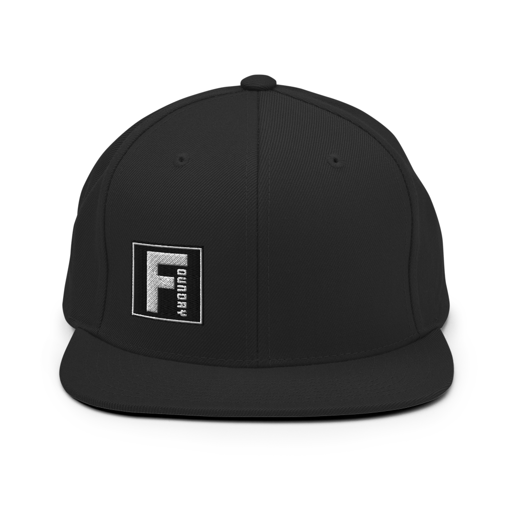 FOUNDRY Square Logo Trucker Hat