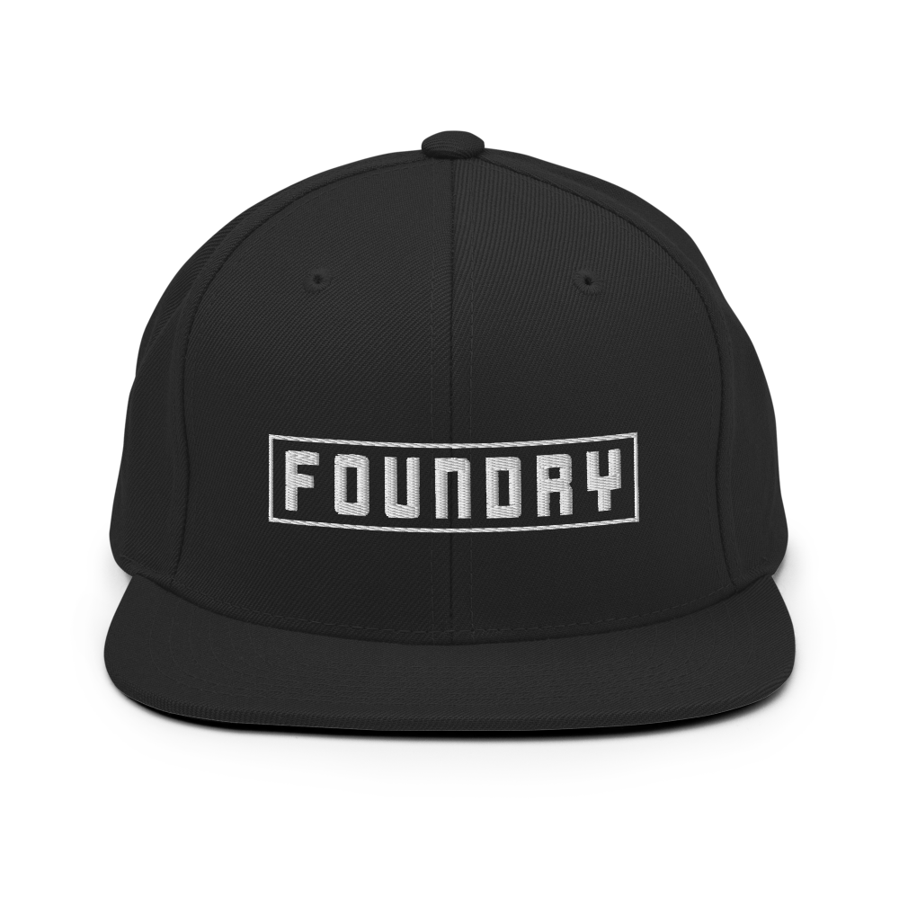 FOUNDRY Logo Hat