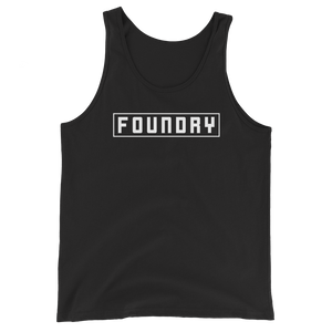 Women's FOUNDRY Logo Tank