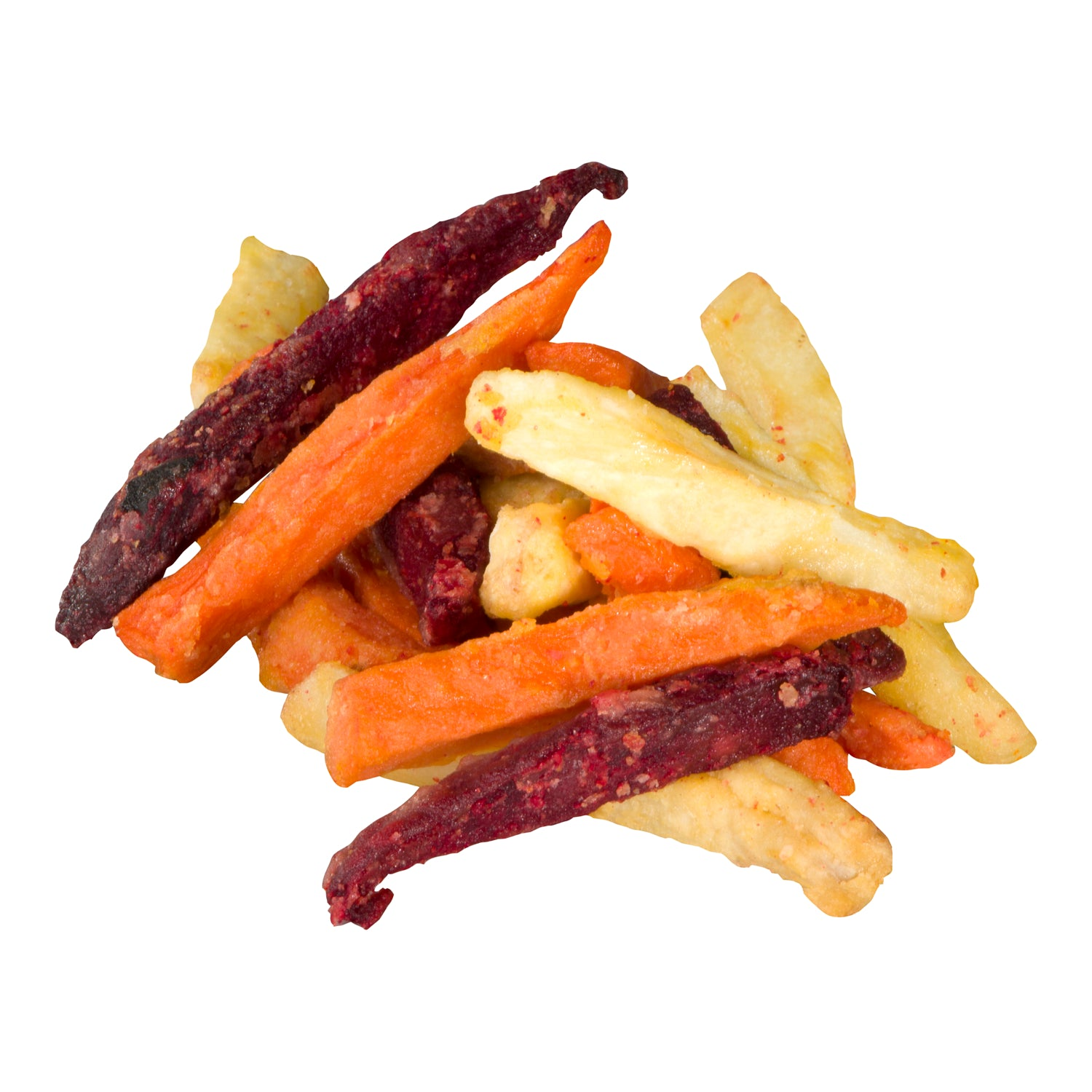 Valley Farms Frozen Straight Cut Root Vegetable Fries 5 lb - 3 Pack [$4.67/lb]