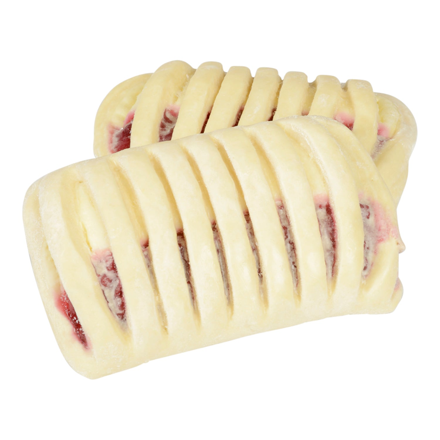 Bridor Cherry Greek Yogurt Danish 115 g - 60 Pack [$1.50/each]