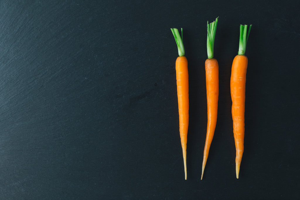 Baby Carrot With Tops 2 lb - 2 Pack [$7.00/lb]