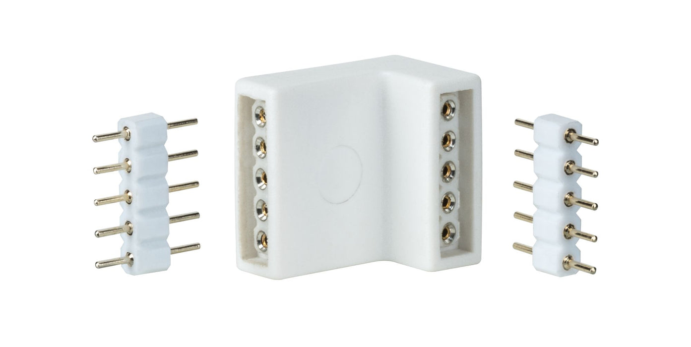 Paulmann Function MaxLED Edge-Connector 4er Pack