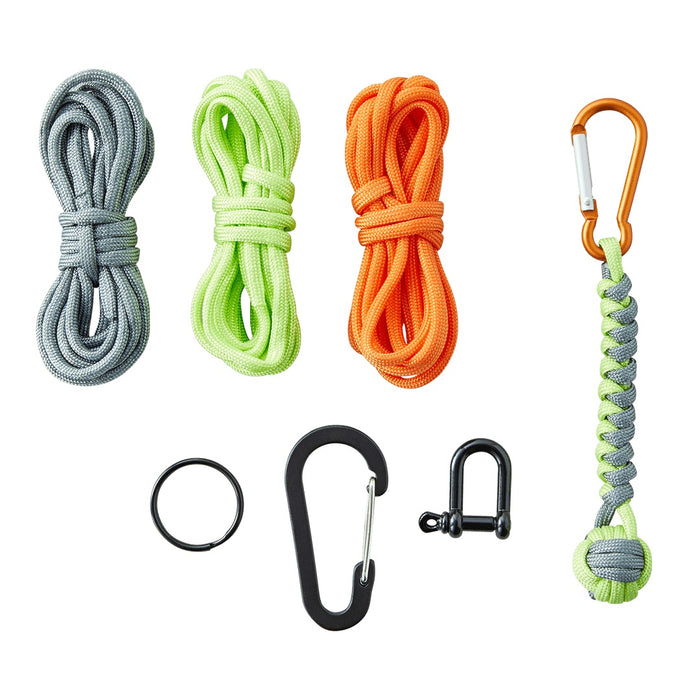 Heldbergs DIY-Kit: Paracord Set