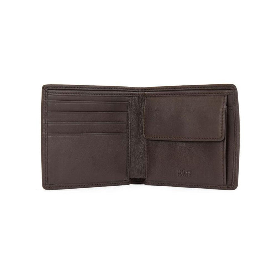 boss majestic s 4 cc coin wallet - JAVELIN