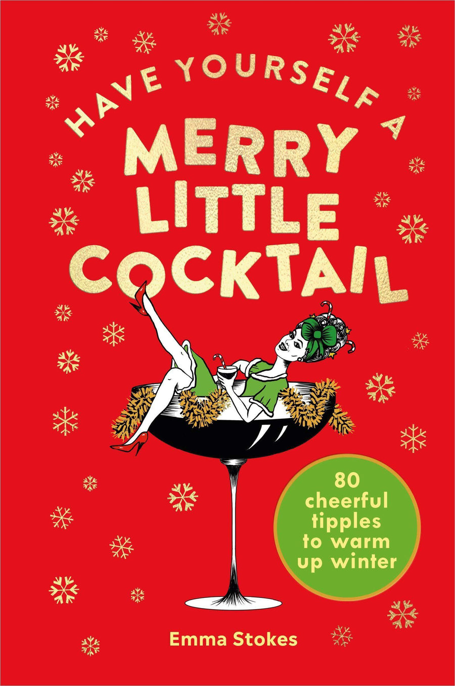 have yourself a merry little cocktail - JAVELIN