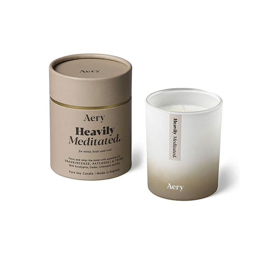 aery heavilily mediated 200g candle - JAVELIN