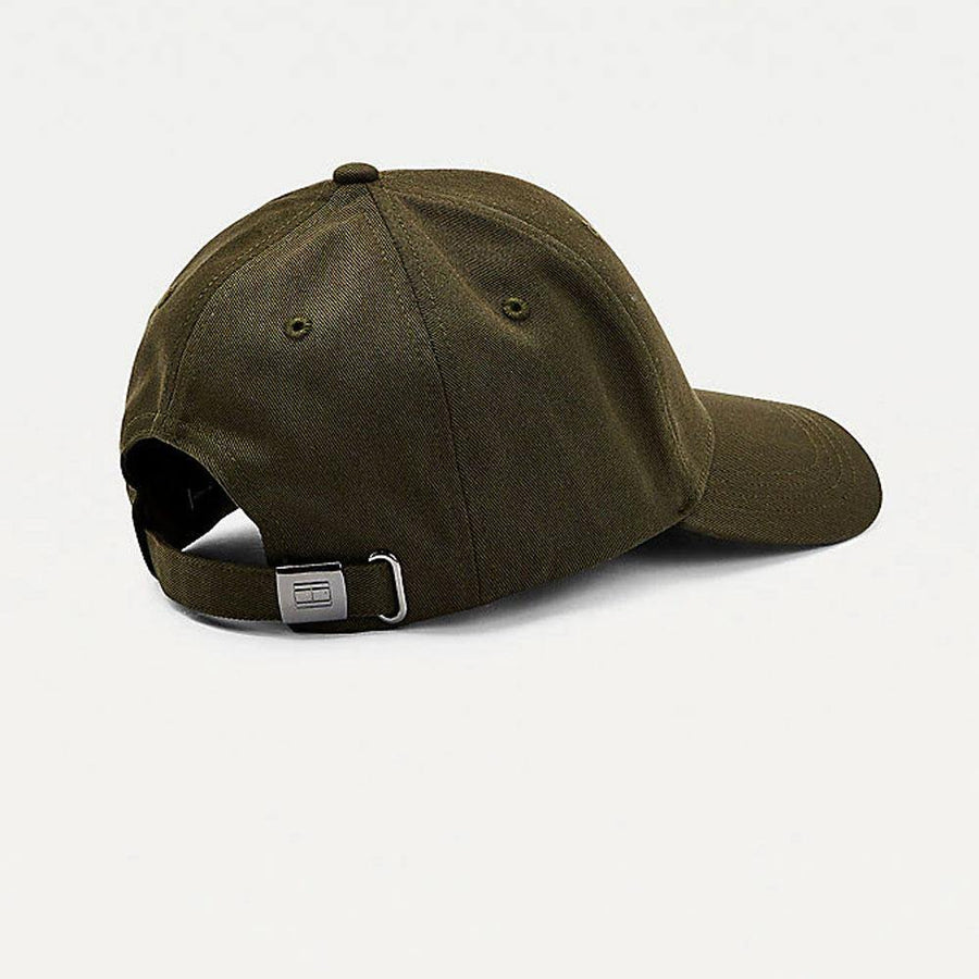 tommy jeans organic cotton baseball cap