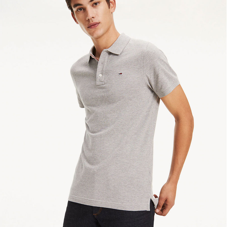 TOMMY JEANS ORIGINAL FINE POLO SHIRT