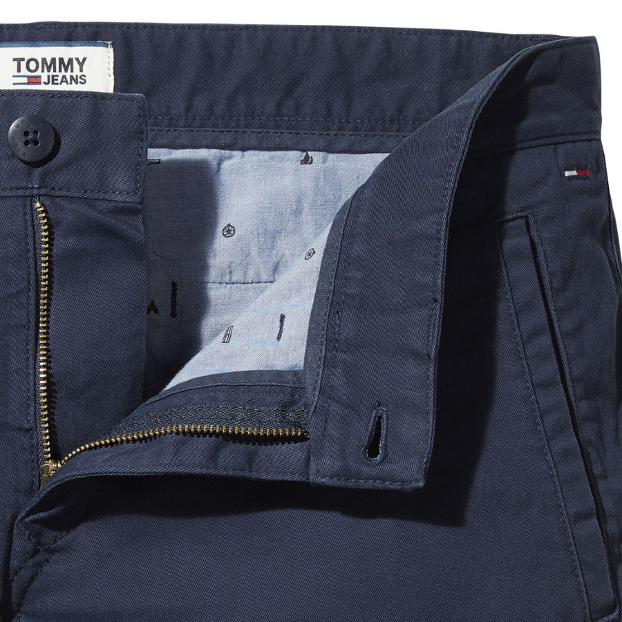 TOMMY JEANS SLIM FIT CHINOS