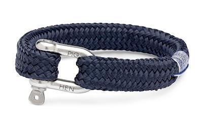Pig & hen gorgeous george navy silver - JAVELIN