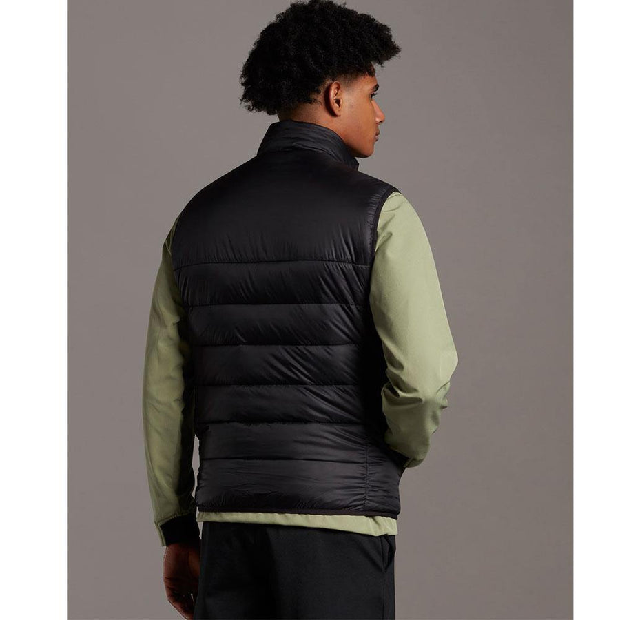 lyle & scott wadded gilet - JAVELIN