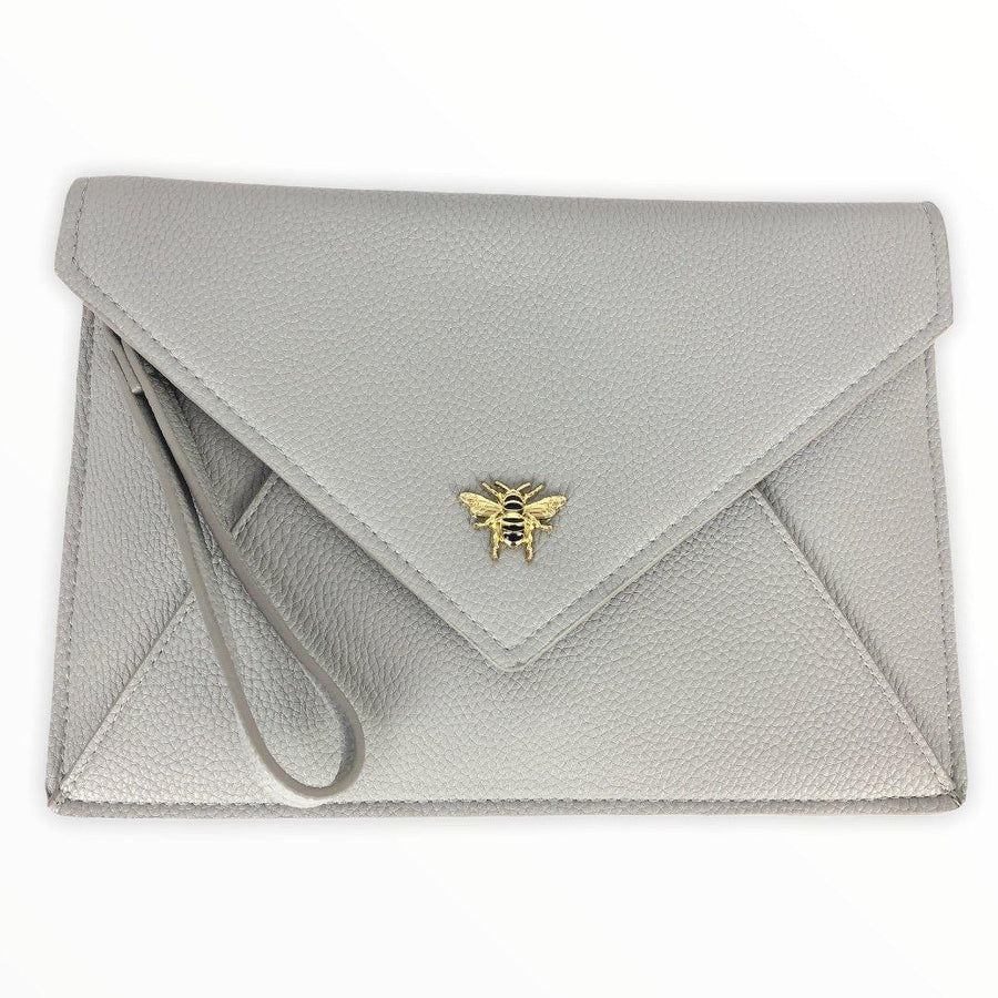 alice wheeler envelope clutch bag - JAVELIN