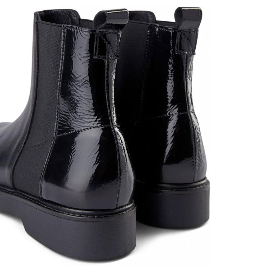 SHOE THE BEAR BILLIE LEATHER CHELSEA BOOTS - JAVELIN