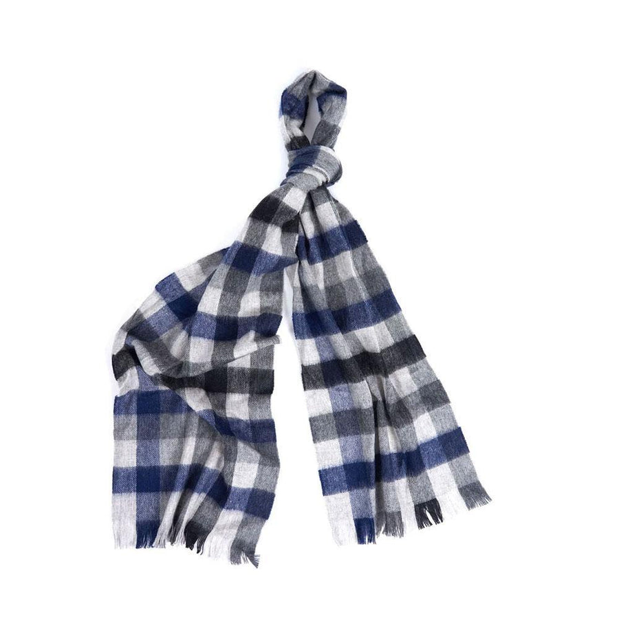 barbour nine square scarf