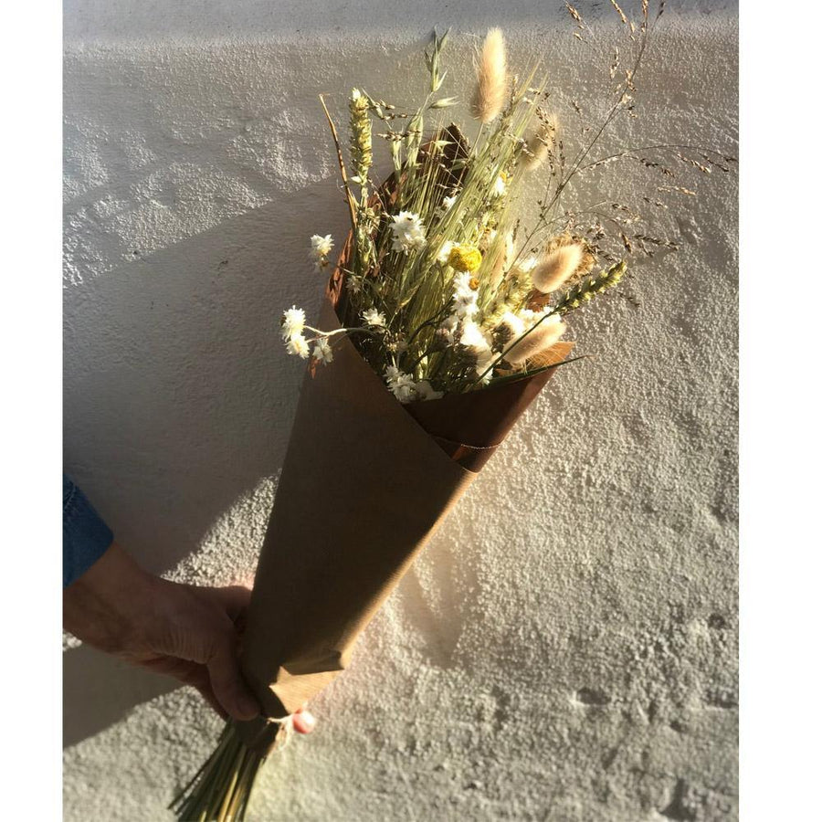 natural dried flower bunch - collection only