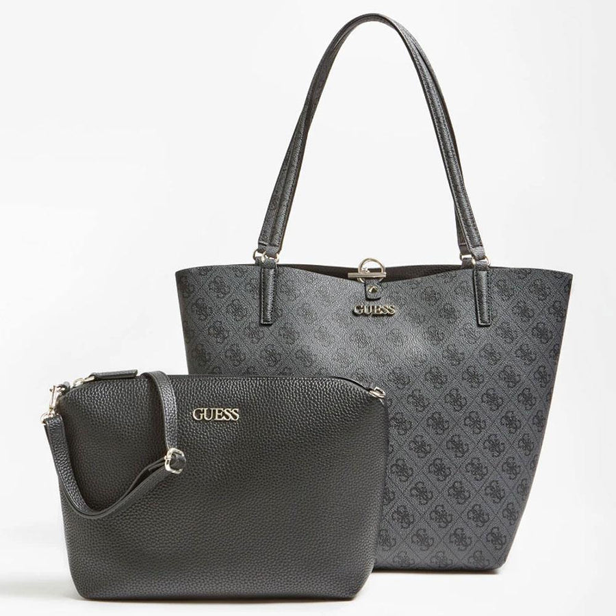 guess alby 4g toggle tote