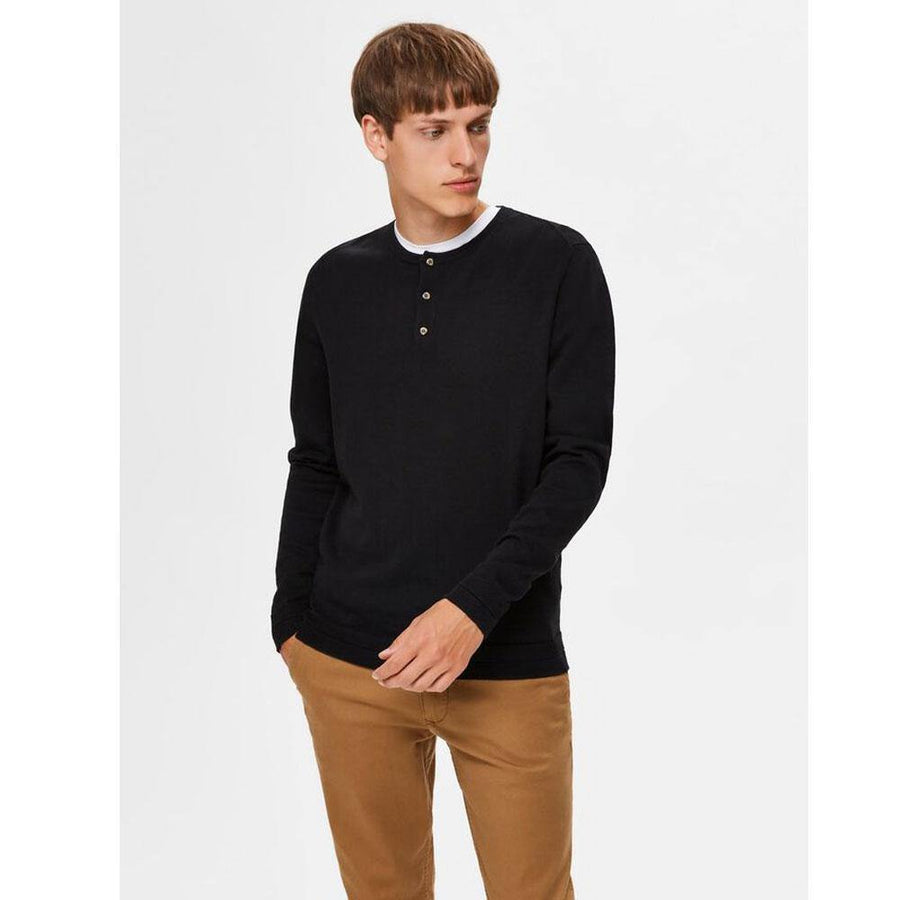 selected broome cotton jumper
