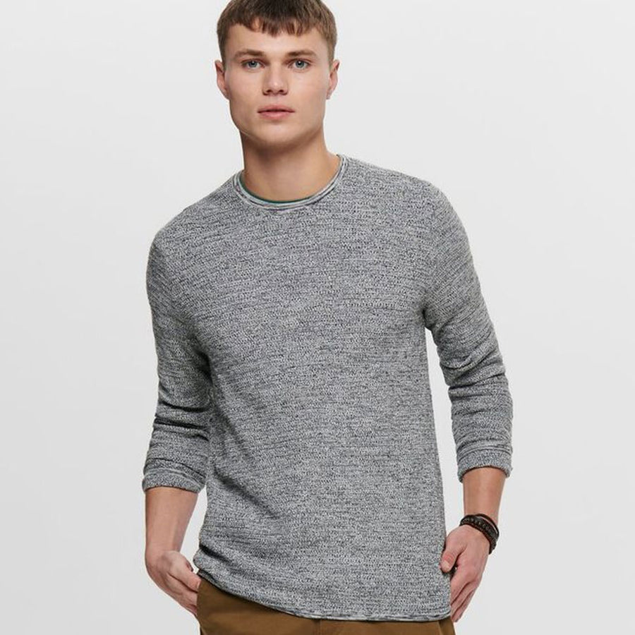 only and sons wictor pullover - JAVELIN