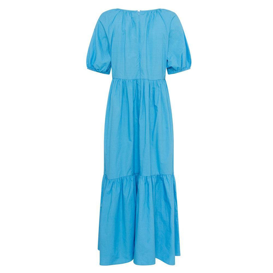 great plains crisp cotton dress - JAVELIN
