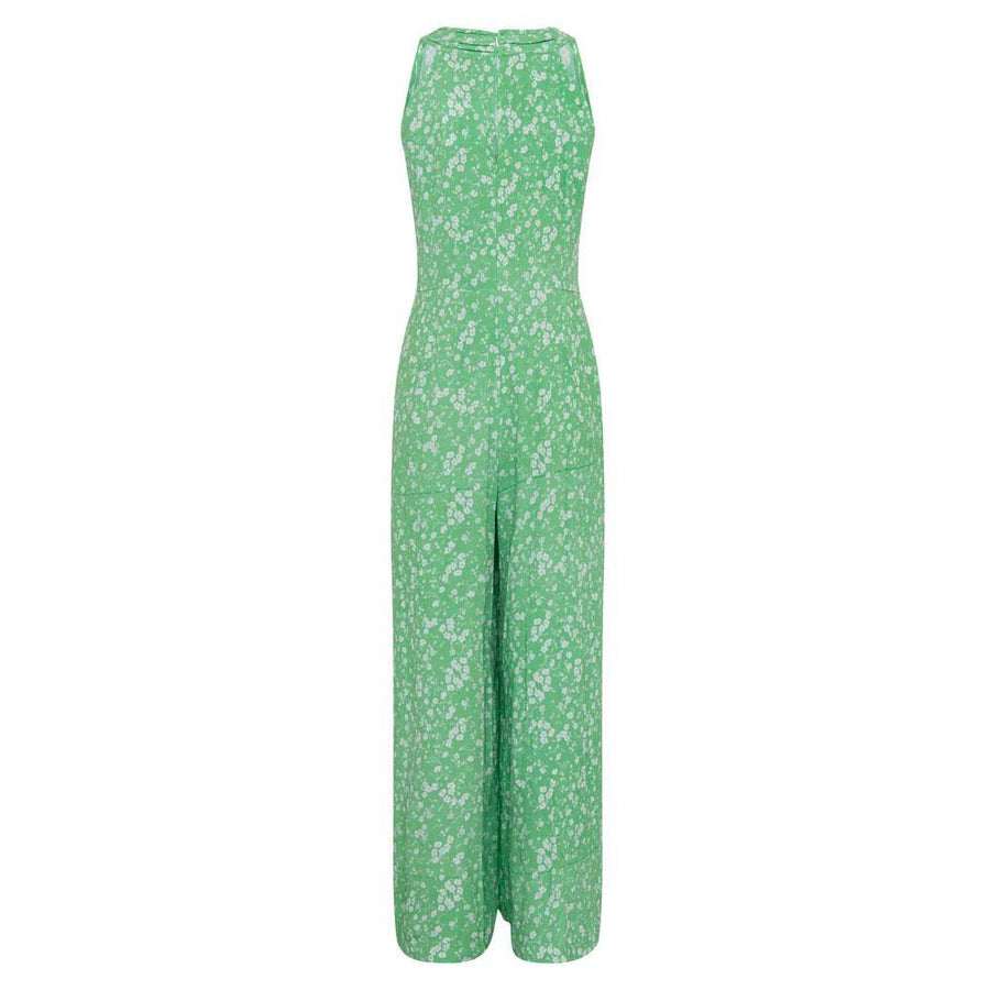 great plains fresh ditsy jumpsuit - JAVELIN