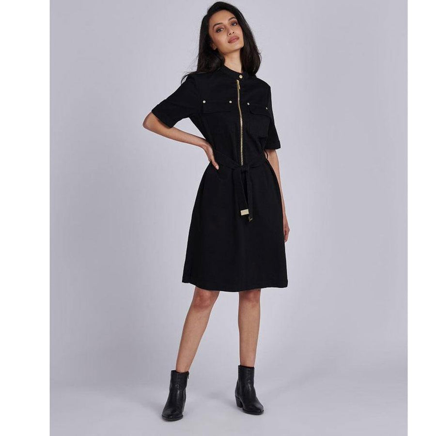 barbour intl. drifting dress - JAVELIN