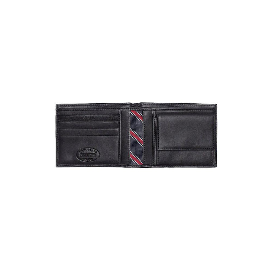 tommy jeans eton card and coin wallet - JAVELIN