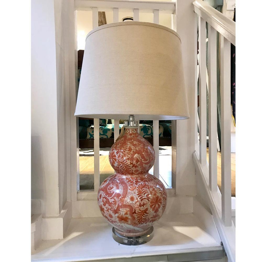 BULBOUS PATTERN LAMP - JAVELIN
