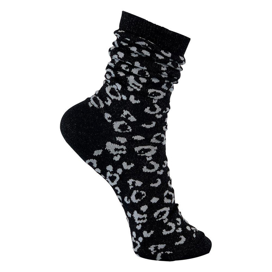 black colour leo sock - JAVELIN