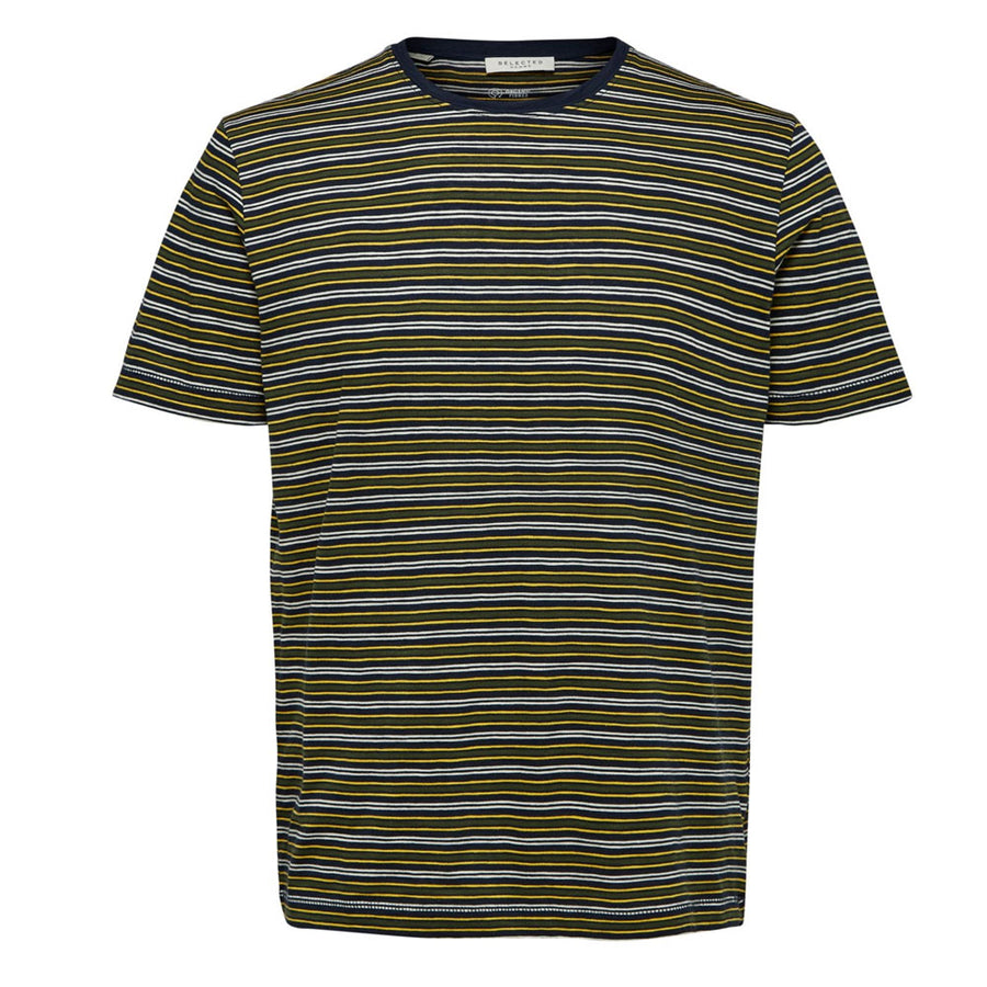 selected patrick stripe t-shirt - JAVELIN
