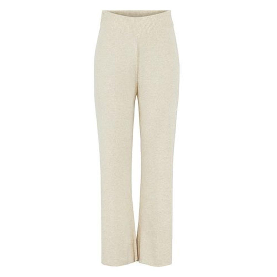y.a.s sassi high waisted knit pant - JAVELIN