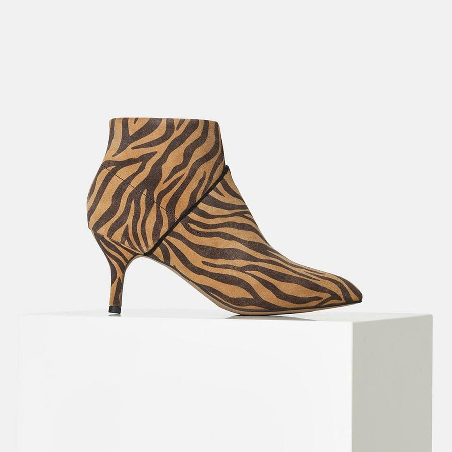 shoe the bear valentine zebra boot - JAVELIN